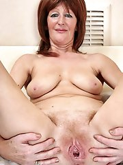 Glamour mature momma get ready for anything