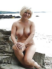 Astonishing aged moms getting undressed