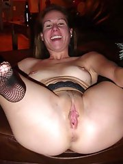 Tempting mature gilf taking off her clothes
