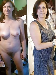 Awesome mature cougars taking off their clothes