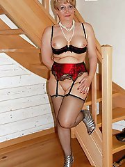 Mature housewives for any taste